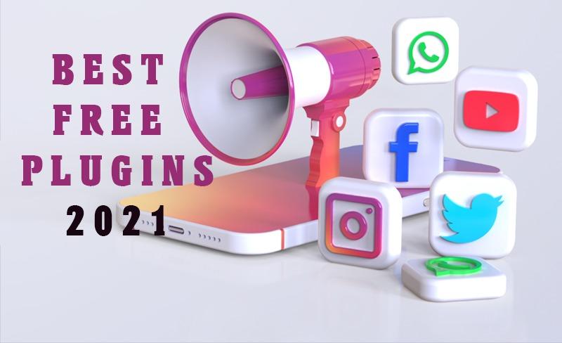 WordPress Plugins for Social Media in 2021